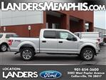 2018 F-150 SuperCrew Cab 4x4,  Pickup #18T1556 - photo 1