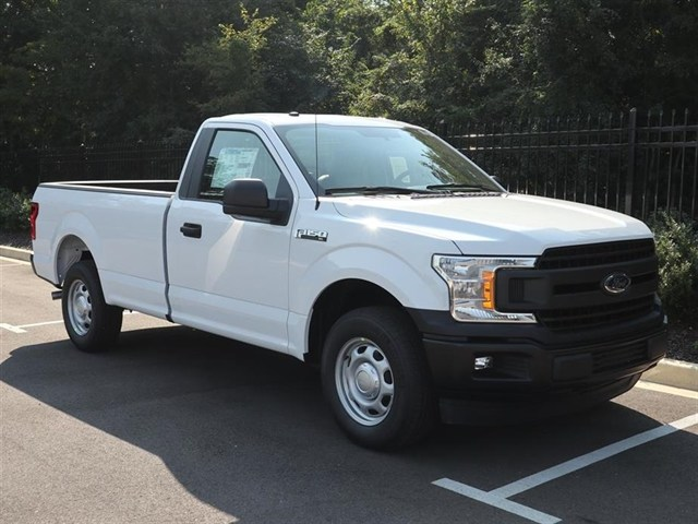 2018 F-150 Regular Cab 4x2,  Pickup #18T1567 - photo 3