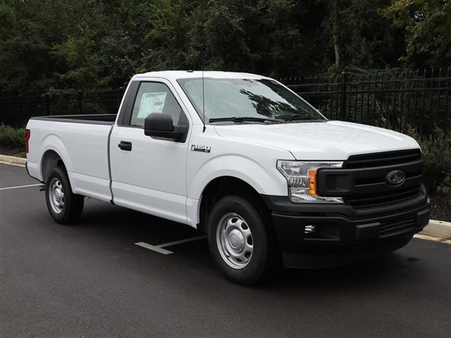 2018 F-150 Regular Cab 4x2,  Pickup #18T1581 - photo 3