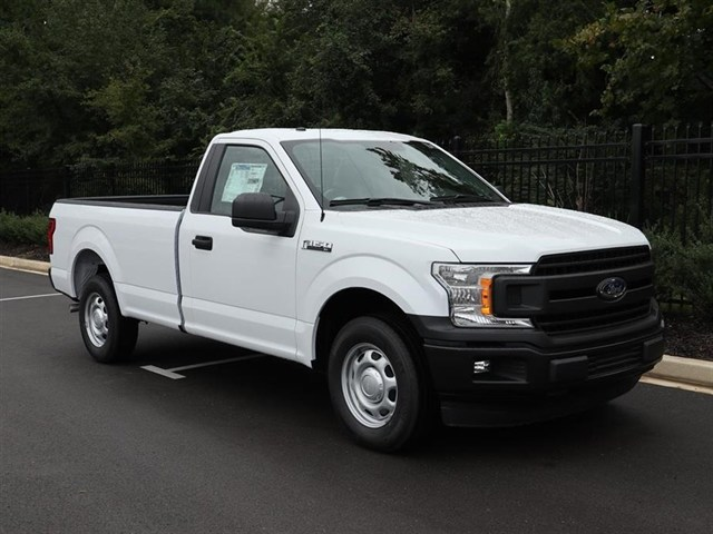 2018 F-150 Regular Cab 4x2,  Pickup #18T1591 - photo 3