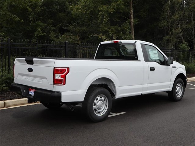 2018 F-150 Regular Cab 4x2,  Pickup #18T1591 - photo 2