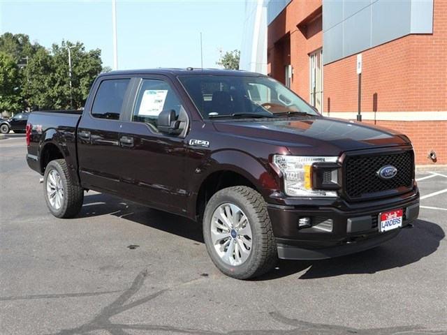 2018 F-150 SuperCrew Cab 4x4,  Pickup #18T1619 - photo 3