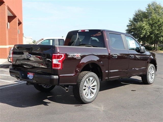 2018 F-150 SuperCrew Cab 4x4,  Pickup #18T1619 - photo 2