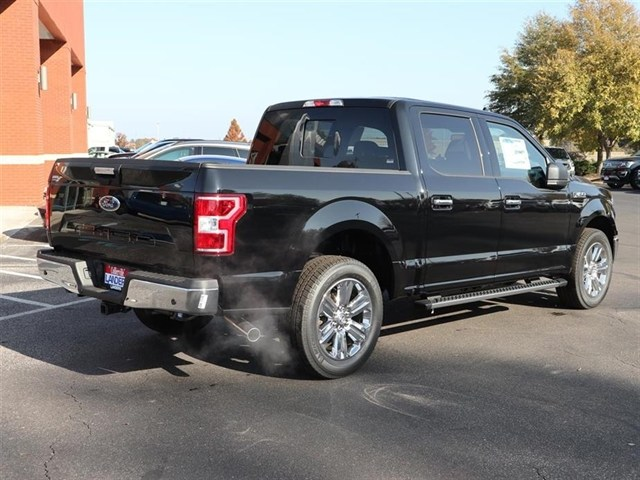 2018 F-150 SuperCrew Cab 4x2,  Pickup #18T1626 - photo 1