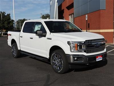 2018 F-150 SuperCrew Cab 4x4,  Pickup #18T1627 - photo 3