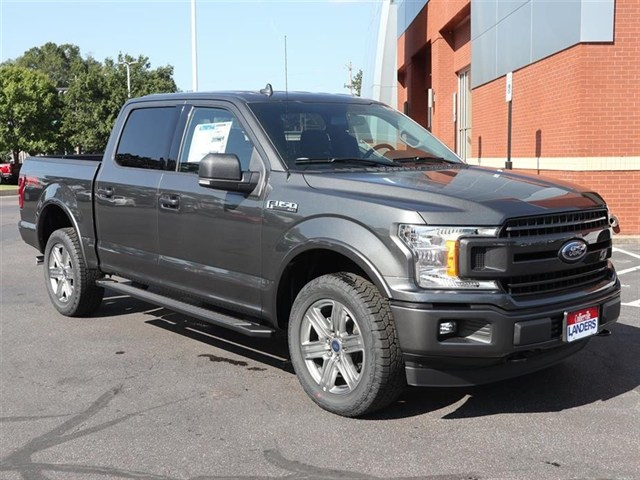 2018 F-150 SuperCrew Cab 4x4,  Pickup #18T1630 - photo 3