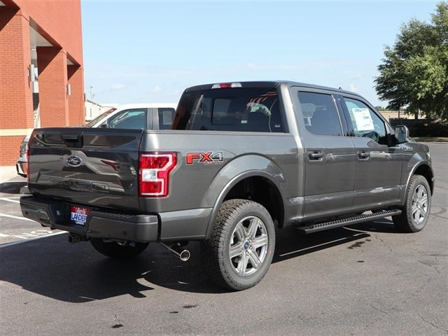 2018 F-150 SuperCrew Cab 4x4,  Pickup #18T1630 - photo 2