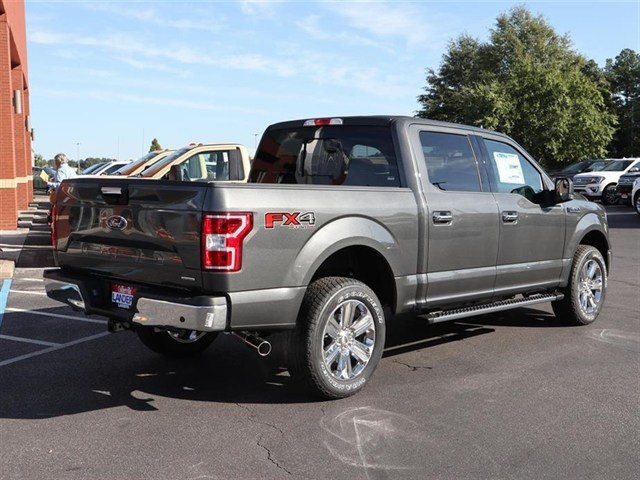 2018 F-150 SuperCrew Cab 4x4,  Pickup #18T1673 - photo 2