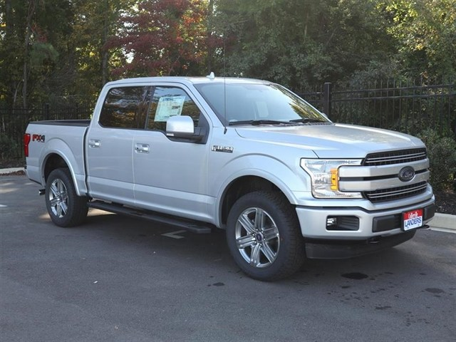 2018 F-150 SuperCrew Cab 4x4,  Pickup #18T1710 - photo 3