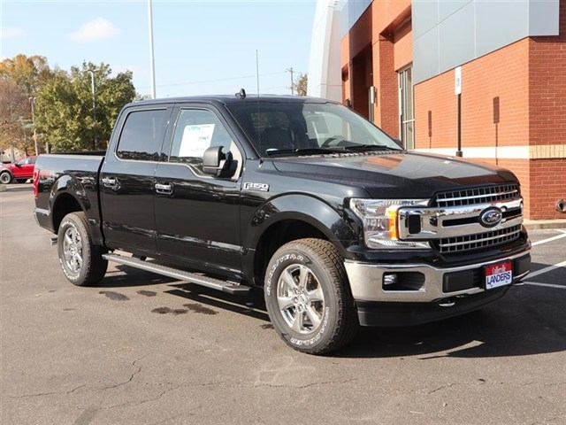 2018 F-150 SuperCrew Cab 4x4,  Pickup #18T1729 - photo 3