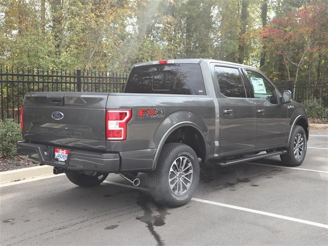 2018 F-150 SuperCrew Cab 4x4,  Pickup #18T1747 - photo 2