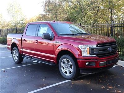 2018 F-150 SuperCrew Cab 4x4,  Pickup #18T1759 - photo 3