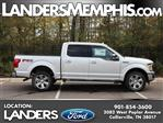 2018 F-150 SuperCrew Cab 4x4,  Pickup #18T1782 - photo 1