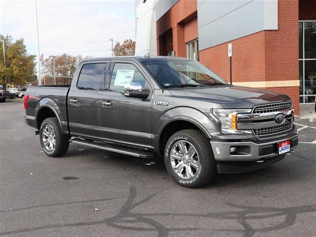 2018 F-150 SuperCrew Cab 4x4,  Pickup #18T1784 - photo 3