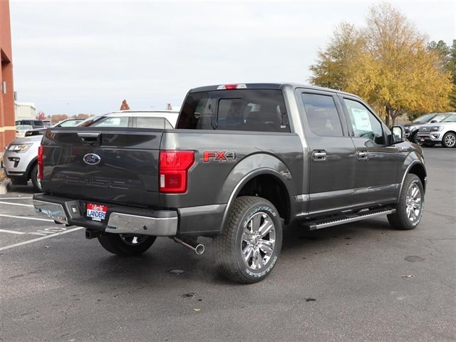2018 F-150 SuperCrew Cab 4x4,  Pickup #18T1784 - photo 2