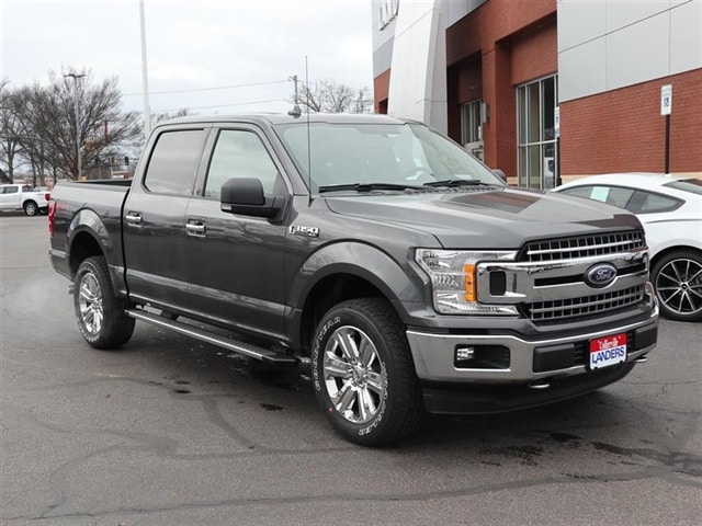 2018 F-150 SuperCrew Cab 4x4,  Pickup #18T1785 - photo 3