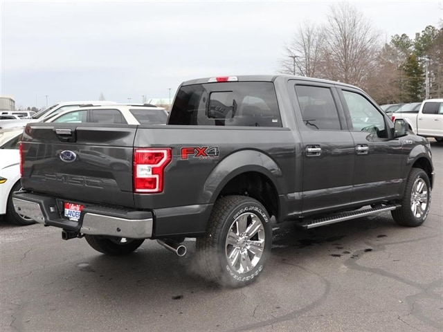 2018 F-150 SuperCrew Cab 4x4,  Pickup #18T1785 - photo 2