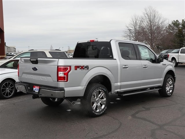 2018 F-150 SuperCrew Cab 4x4,  Pickup #18T1787 - photo 2