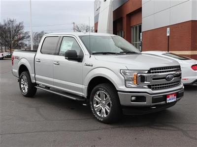 2018 F-150 SuperCrew Cab 4x4,  Pickup #18T1787 - photo 3