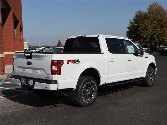 2018 F-150 SuperCrew Cab 4x4,  Pickup #18T1790 - photo 2