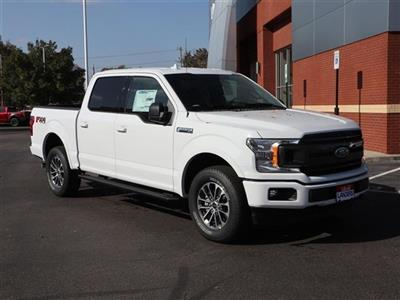 2018 F-150 SuperCrew Cab 4x4,  Pickup #18T1790 - photo 3