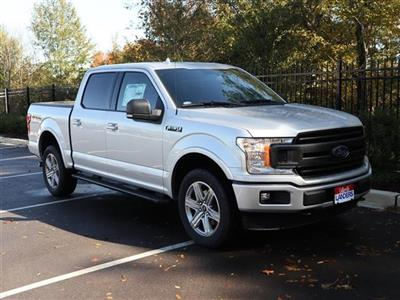 2018 F-150 SuperCrew Cab 4x4,  Pickup #18T1791 - photo 3
