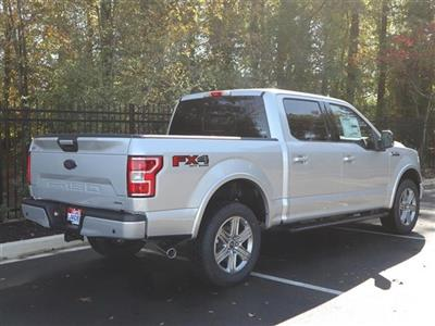 2018 F-150 SuperCrew Cab 4x4,  Pickup #18T1791 - photo 2
