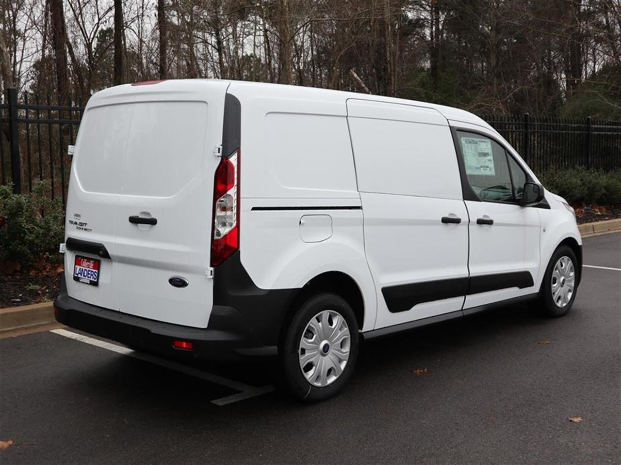 2019 Transit Connect 4x2,  Empty Cargo Van #19T0021 - photo 4