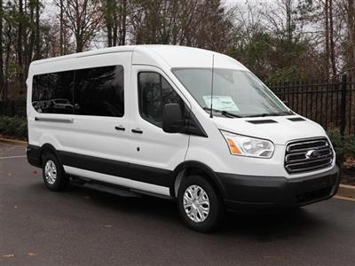 2019 Transit 350 Med Roof 4x2,  Passenger Wagon #19T0075 - photo 3