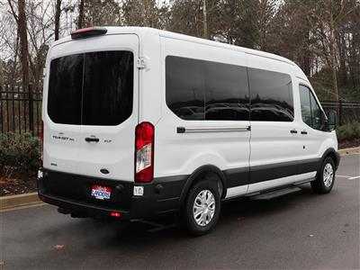 2019 Transit 350 Med Roof 4x2,  Passenger Wagon #19T0075 - photo 2