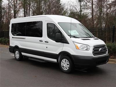 2019 Transit 350 Med Roof 4x2,  Passenger Wagon #19T0077 - photo 3