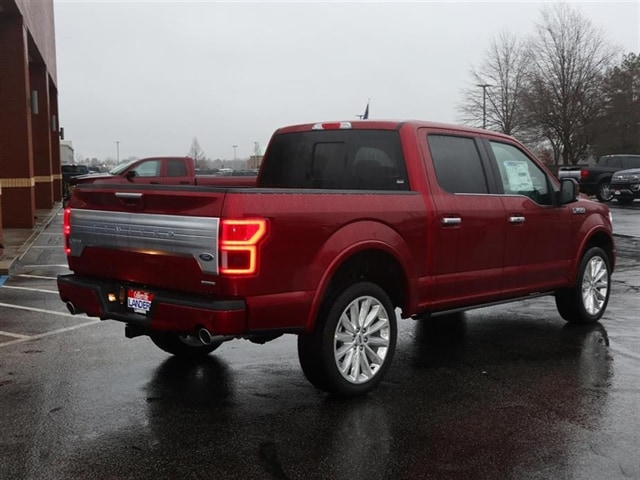 2019 F-150 SuperCrew Cab 4x4,  Pickup #19T0165 - photo 1