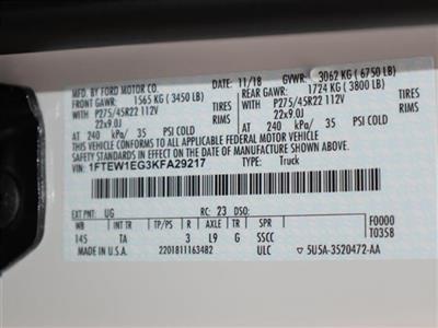 2019 F-150 SuperCrew Cab 4x4,  Pickup #19T0208 - photo 6