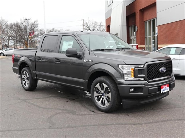 2019 F-150 SuperCrew Cab 4x2,  Pickup #19T0211 - photo 3