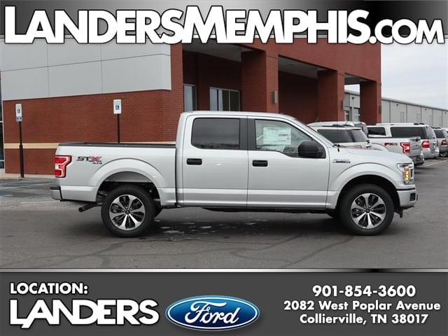 2019 F-150 SuperCrew Cab 4x4,  Pickup #19T0225 - photo 1