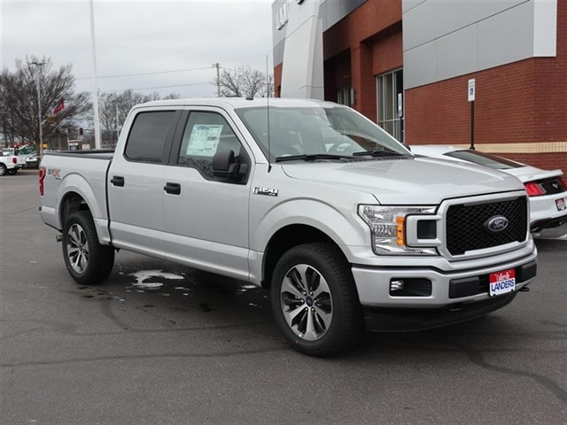 2019 F-150 SuperCrew Cab 4x4,  Pickup #19T0225 - photo 3