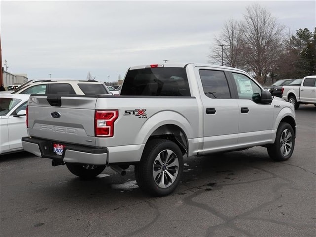 2019 F-150 SuperCrew Cab 4x4,  Pickup #19T0225 - photo 2