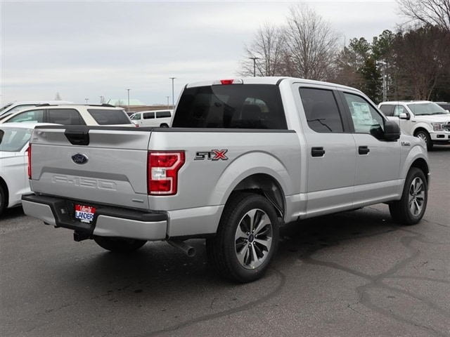 2019 F-150 SuperCrew Cab 4x2,  Pickup #19T0238 - photo 1