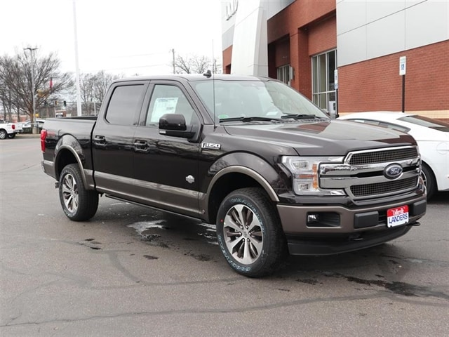 2019 F-150 SuperCrew Cab 4x4,  Pickup #19T0246 - photo 3