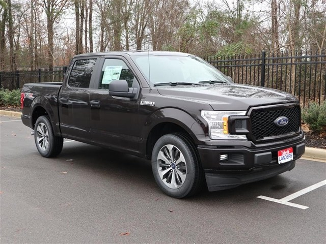 2019 F-150 SuperCrew Cab 4x2,  Pickup #19T0254 - photo 3