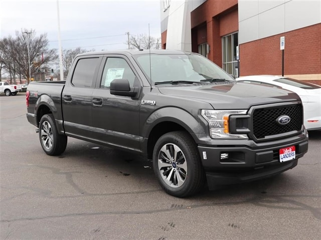 2019 F-150 SuperCrew Cab 4x2,  Pickup #19T0278 - photo 3