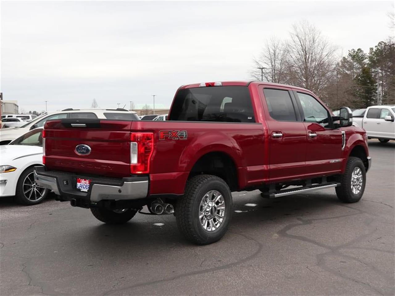 2019 F-250 Crew Cab 4x4,  Pickup #19T0355 - photo 2