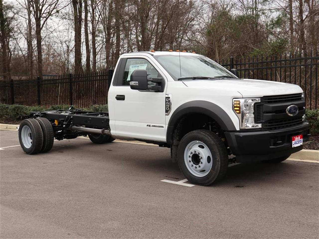 2019 F-450 Regular Cab DRW 4x2,  Cab Chassis #19T0366 - photo 3