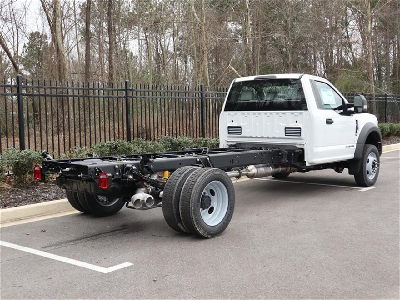 2019 F-450 Regular Cab DRW 4x2,  Cab Chassis #19T0366 - photo 2