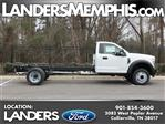 2019 F-450 Regular Cab DRW 4x2,  Cab Chassis #19T0366 - photo 1