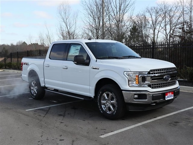 2019 F-150 SuperCrew Cab 4x4,  Pickup #19T0456 - photo 3