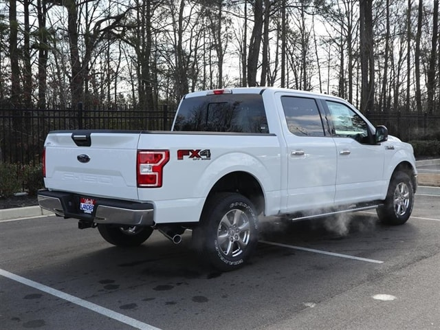 2019 F-150 SuperCrew Cab 4x4,  Pickup #19T0456 - photo 2