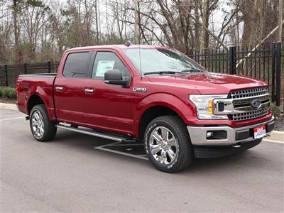 2019 F-150 SuperCrew Cab 4x4,  Pickup #19T0496 - photo 3