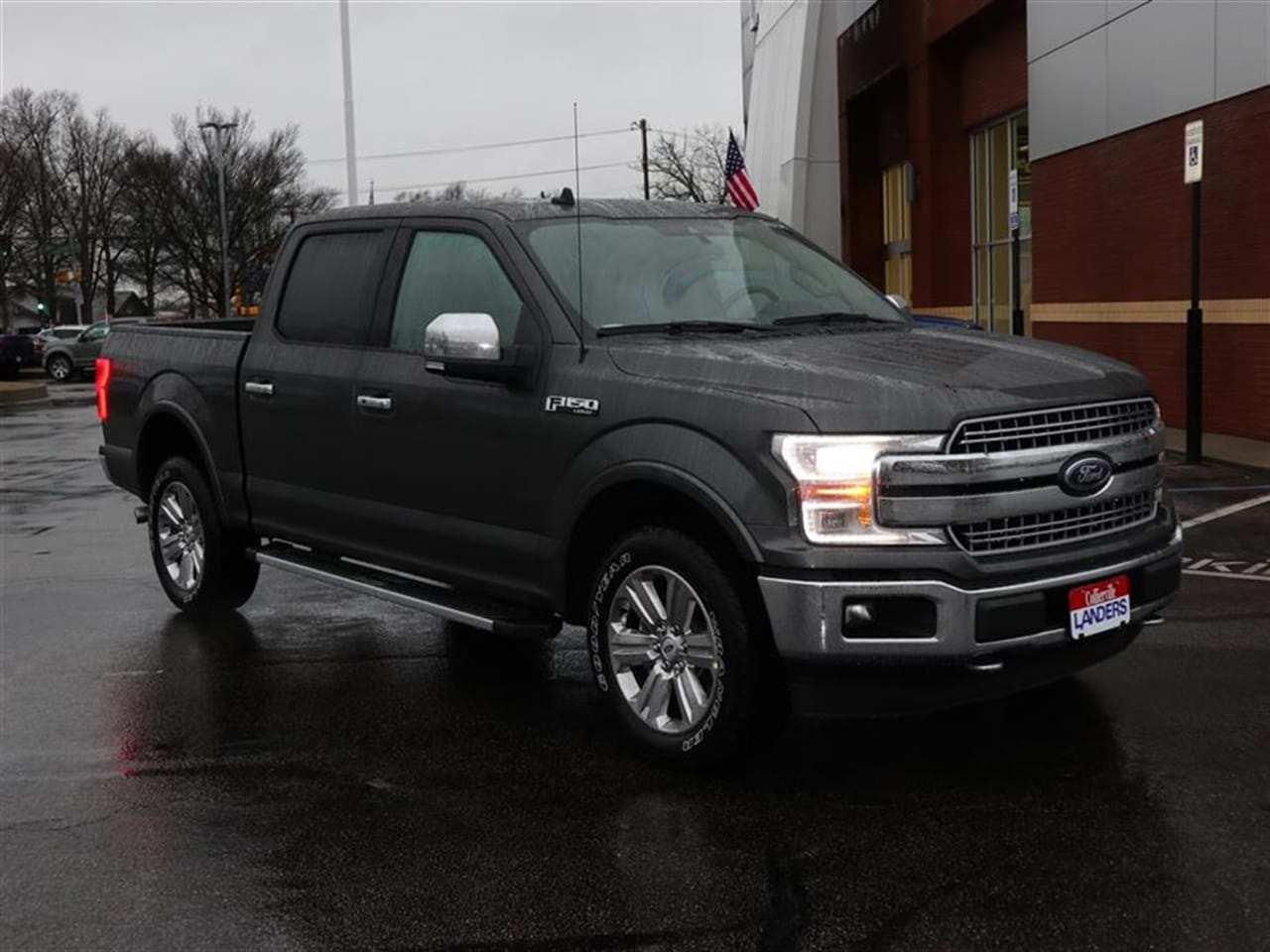 2019 F-150 SuperCrew Cab 4x4,  Pickup #19T0524 - photo 3