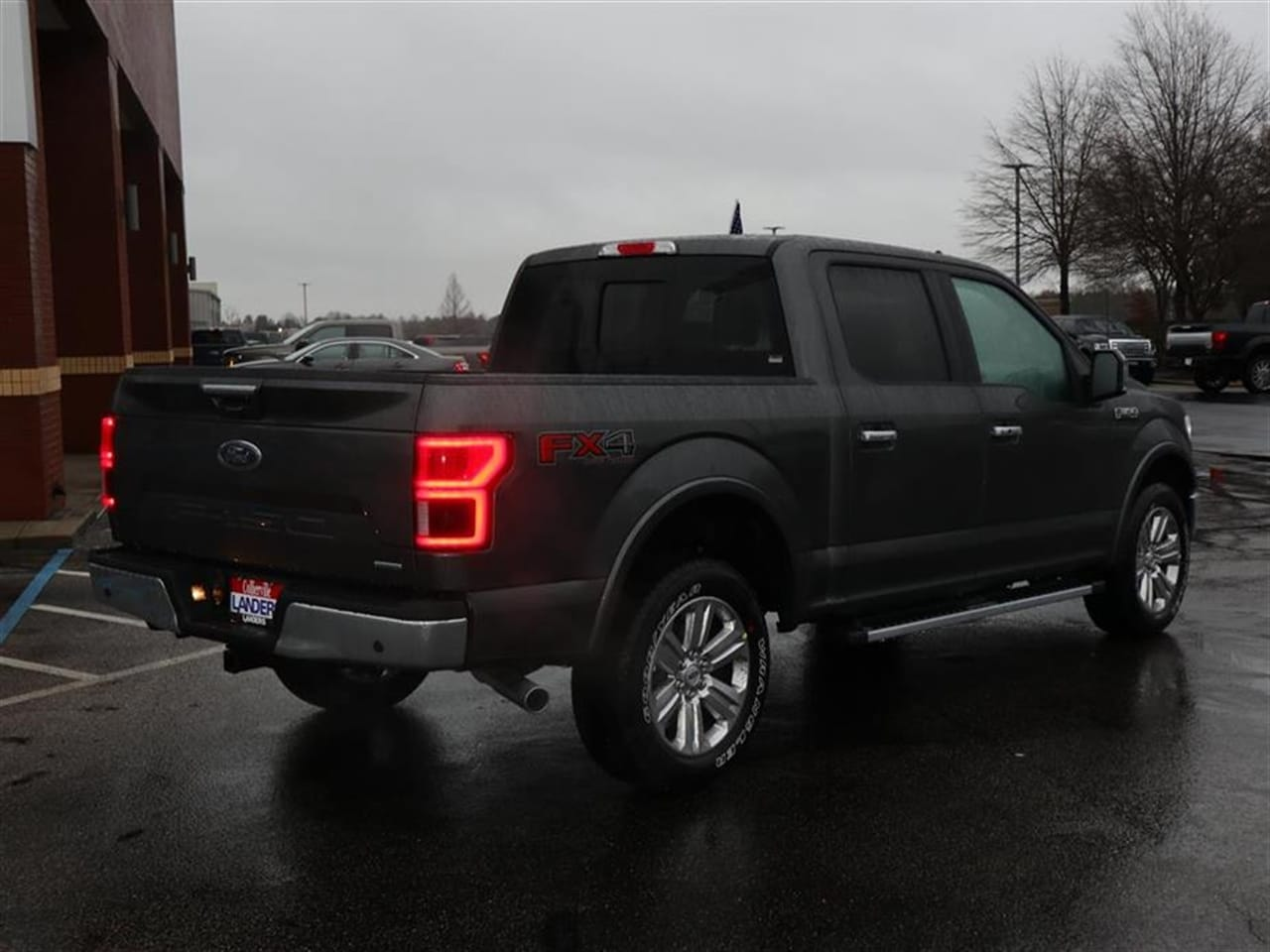 2019 F-150 SuperCrew Cab 4x4,  Pickup #19T0524 - photo 2